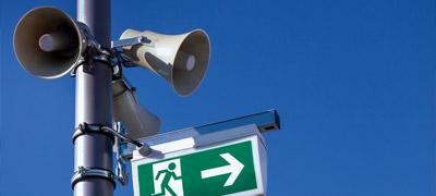 Evacuation-System-Installation-400-180_Loudspeaker