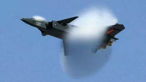 J20-音爆云
