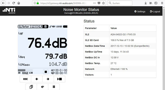 NTi-Audio-Gateway-Noise-Monitor-Status