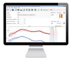 NTi-Audio-Sound-Insulation-Reporter-Software