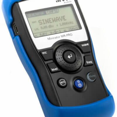 NTi-Audio-Speech Intelligibility STI-3