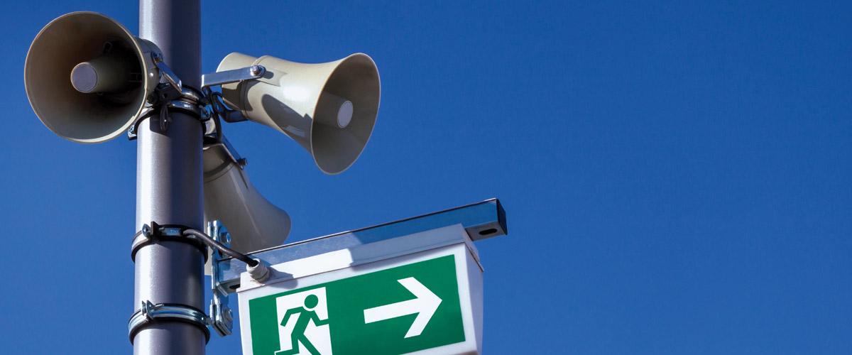Teaser-Evacuation-System-Installation-1200-500_Loudspeaker