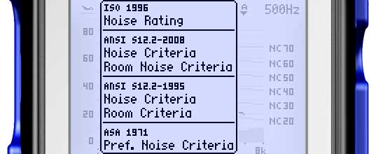XL2-Noise-Curves-Menu