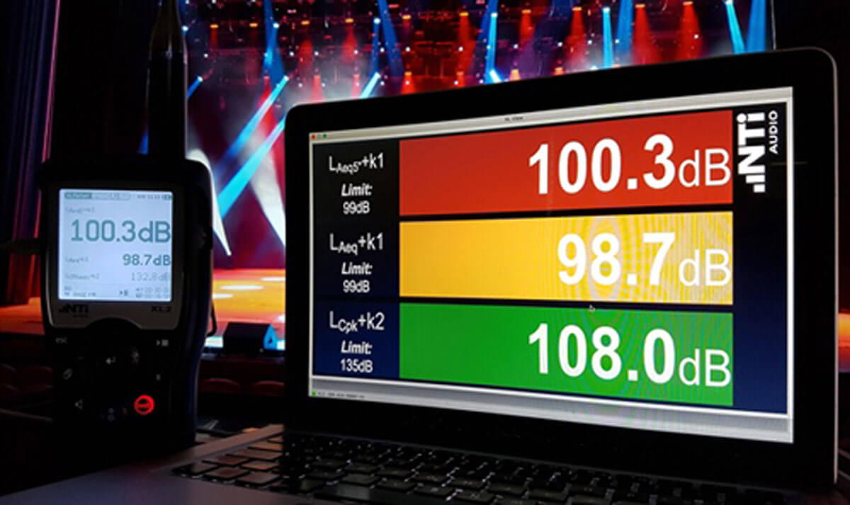 XL2-Sound-Level-Meter-with-Projector-PRO-Software-Live-Sound